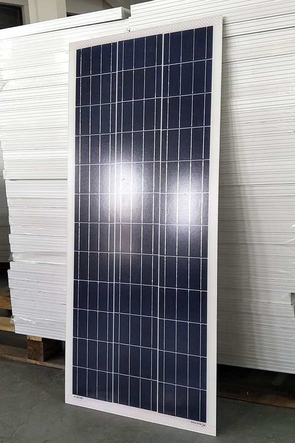 Low price for Poly-crystalline Solar Panel 100W Wholesale to Melbourne
