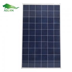 Poly-crystalline Solar Panel 340W