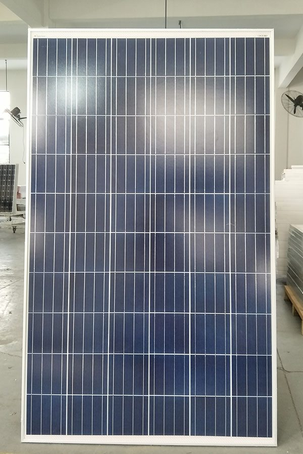 China Professional Supplier Poly-crystalline Solar Panel 250W Factory for New York