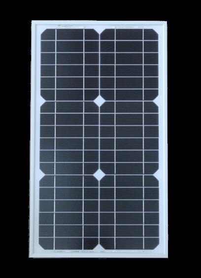 Chinese wholesale Mono-Crystalline 30W Solar Panel in Oslo