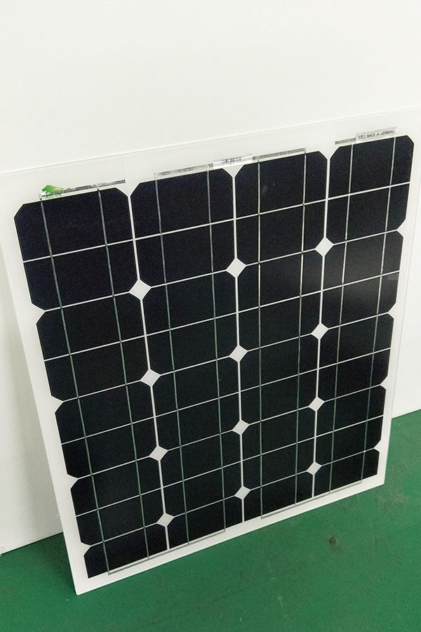 90% OFF Price For Mono-Crystalline 50W Solar Panel Factory from Hyderabad