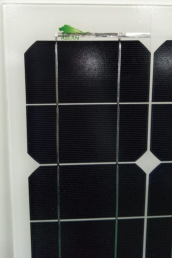 Pannello mono-cristallino 100W solare