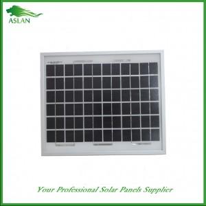 Panel Monocristallin 10W solaire
