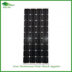 단결정 150W 태양 광 패널