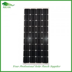 Monokristalline 150W Solar-Panel