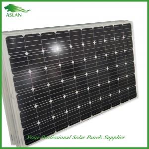 Panoul mono-cristalin 250W solar