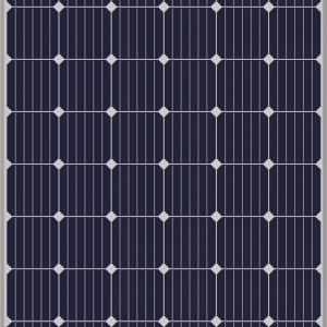 Mono-krystallinsk 300W Solar Panel