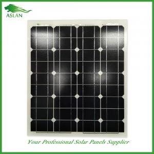Panel Monocristallin 40W solaire