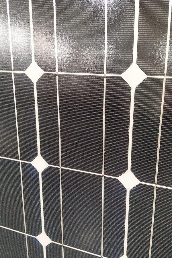 لوحة أحادية البلورية الشمسية 180W