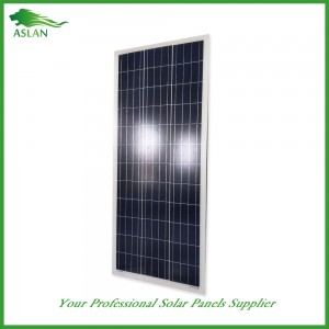 Poly-crystalline Solar Panel 100W