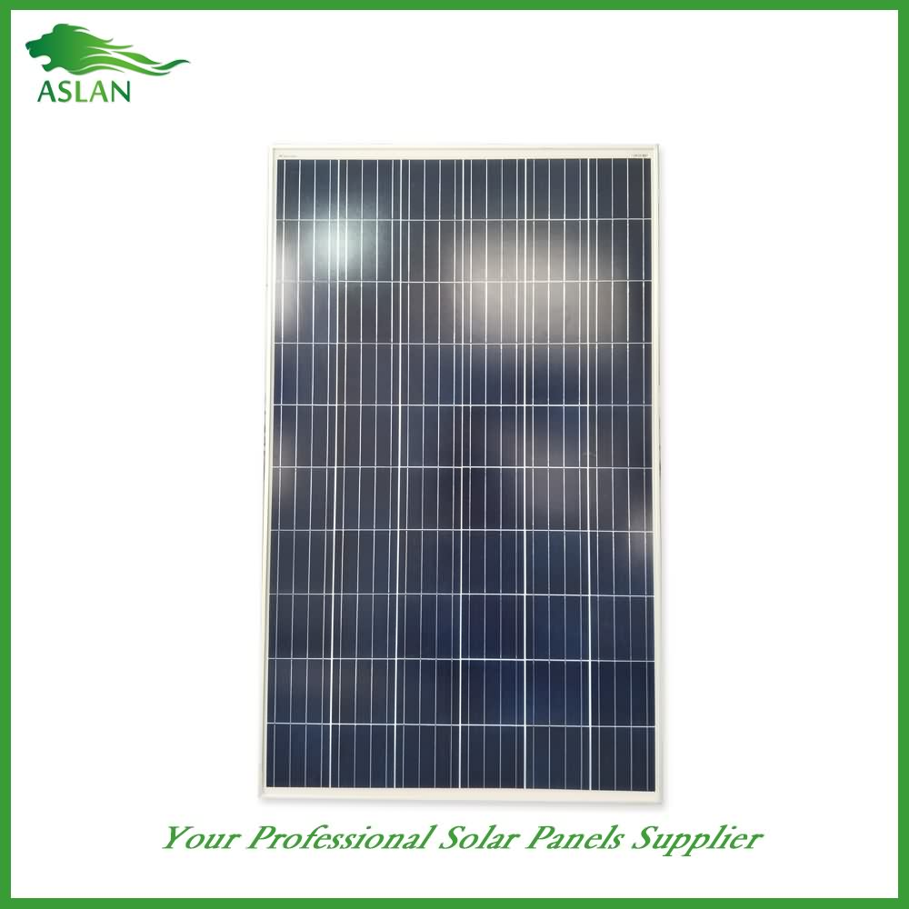 Poly-krystallinsk Solar Panel 250W Featured Billede