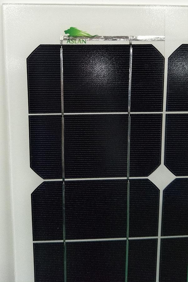 Poli-kristal Güneş Paneli 3W