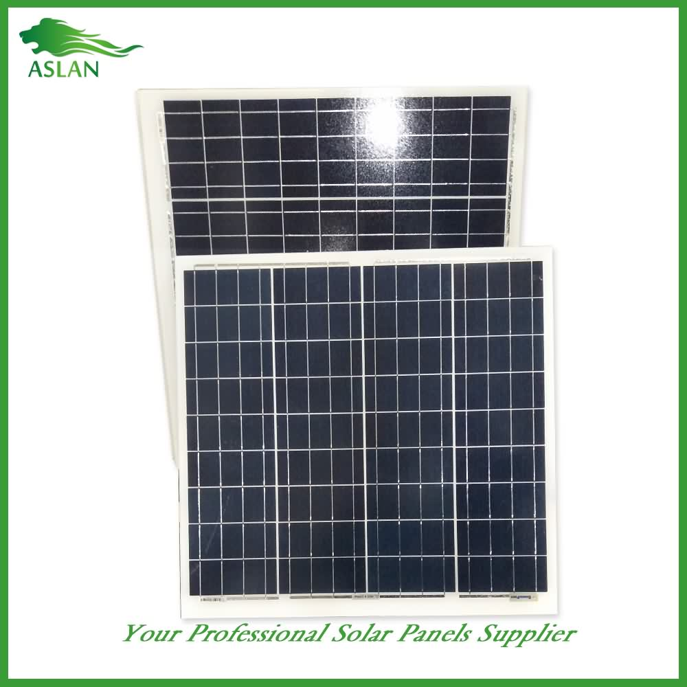 Poly-crystalline Solar Panel 50W Featured Image